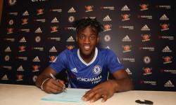 Michy Batshuayi transferat la Chelsea